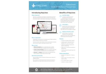 keylines datasheet