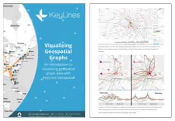 keylines geospatial graphs