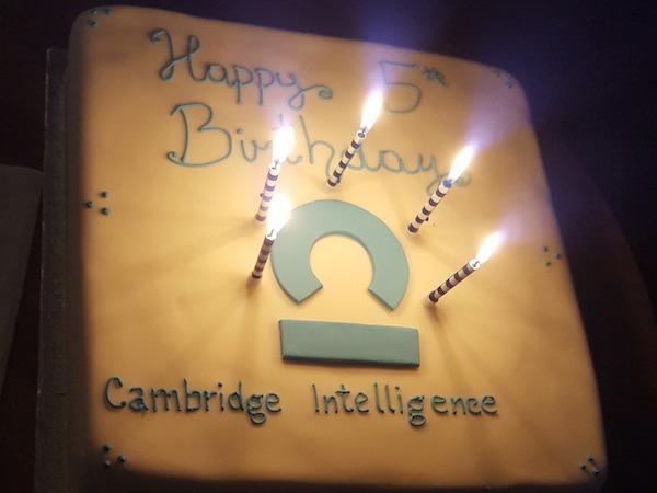 company party - cake2