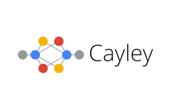 Visualizing the Cayley graph database with KeyLines