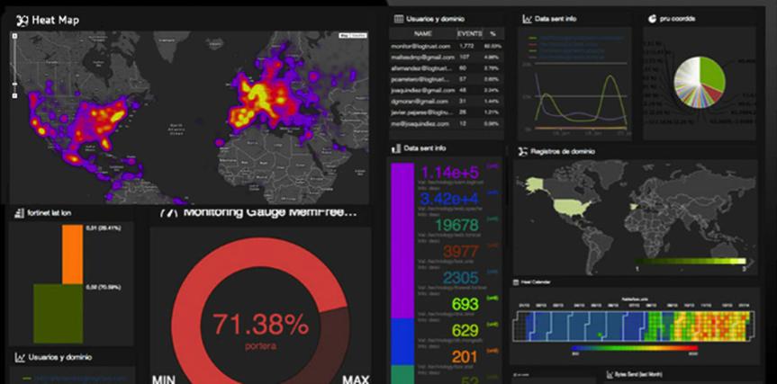 Logtrust: Democratizing real-time big data