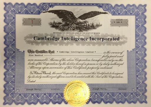 Cambridge Intelligence Inc
