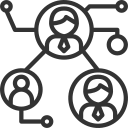 react graph visualization social analysis