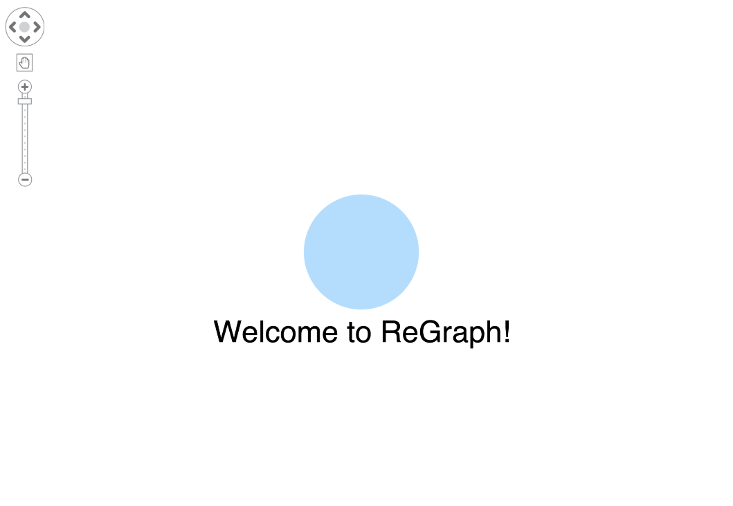 The ReGraph SDK complete with interactive code examples