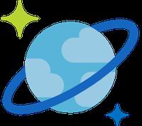Cosmos DB logo