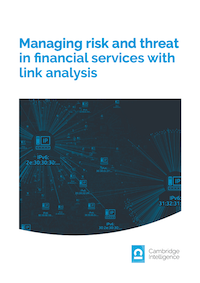 Managing risk and threat in financial services