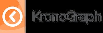 the KronoGraph logo