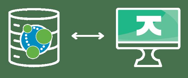 Neo4j graph database logo