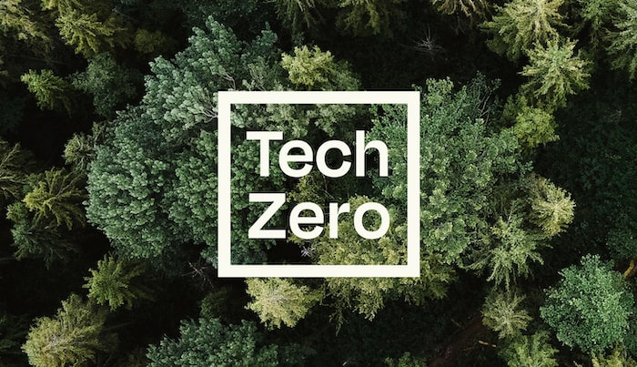 Tech Zero - a group of fast-growing UK tech companies, working together to accelerate progress to net zero.